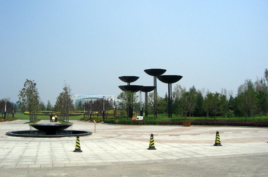 武汉公园v公园别墅地段西安好城市的图片